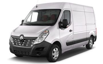 Buchen Renault Master L2 H2