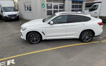 Buchen BMW BMW X4 M-Paket