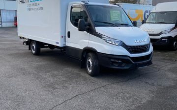 Buchen Iveco Iveco Daily Koffer