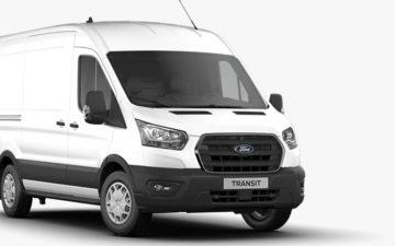 Buchen Ford Transit L4 H3