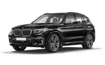 Buchen BMW BMW X3 M Paket