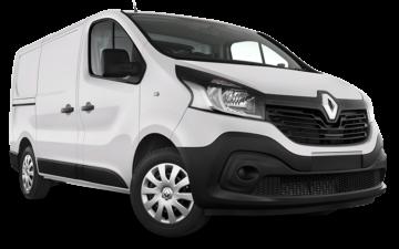 Buchen Renault Trafic L2