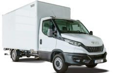 Iveco Iveco Daily Koffer + Ladeboardwand